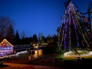 Christmas Lights Keyport Washington