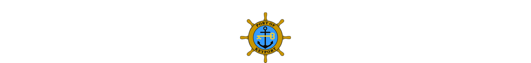 Port of Keyport logo