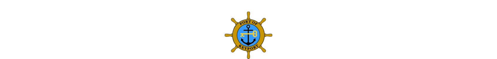 Port of Keyport logo